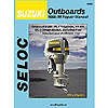 Repair Manual - Suzuki Outboards, All 2 Strokes 1988 - 2003