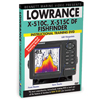 Lowrance X-510C, X515C, DF Fishfinders Instructional Training DVD