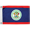 Belize Courtesy Flag, 12