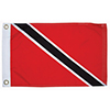 Trinidad Courtesy Flag, 12