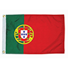 Portugal Courtesy Flag, 12
