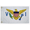 US Virgin Island Courtesy Flag, 12