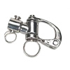 Snap Shackle Adapter with Trunnion