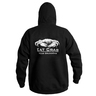 Men's Eat Crab Hooded Sweatshirt