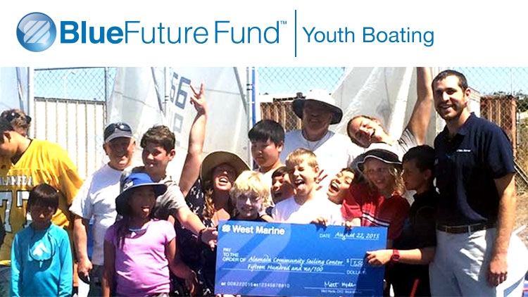 Blue Future™ Youth Boating Fund