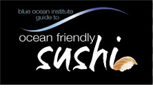 Ocean friendly Sushi