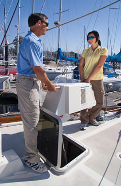 Selecting Air Conditioning For Four Boat West Marine