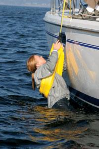 Crew Overboard Equipment