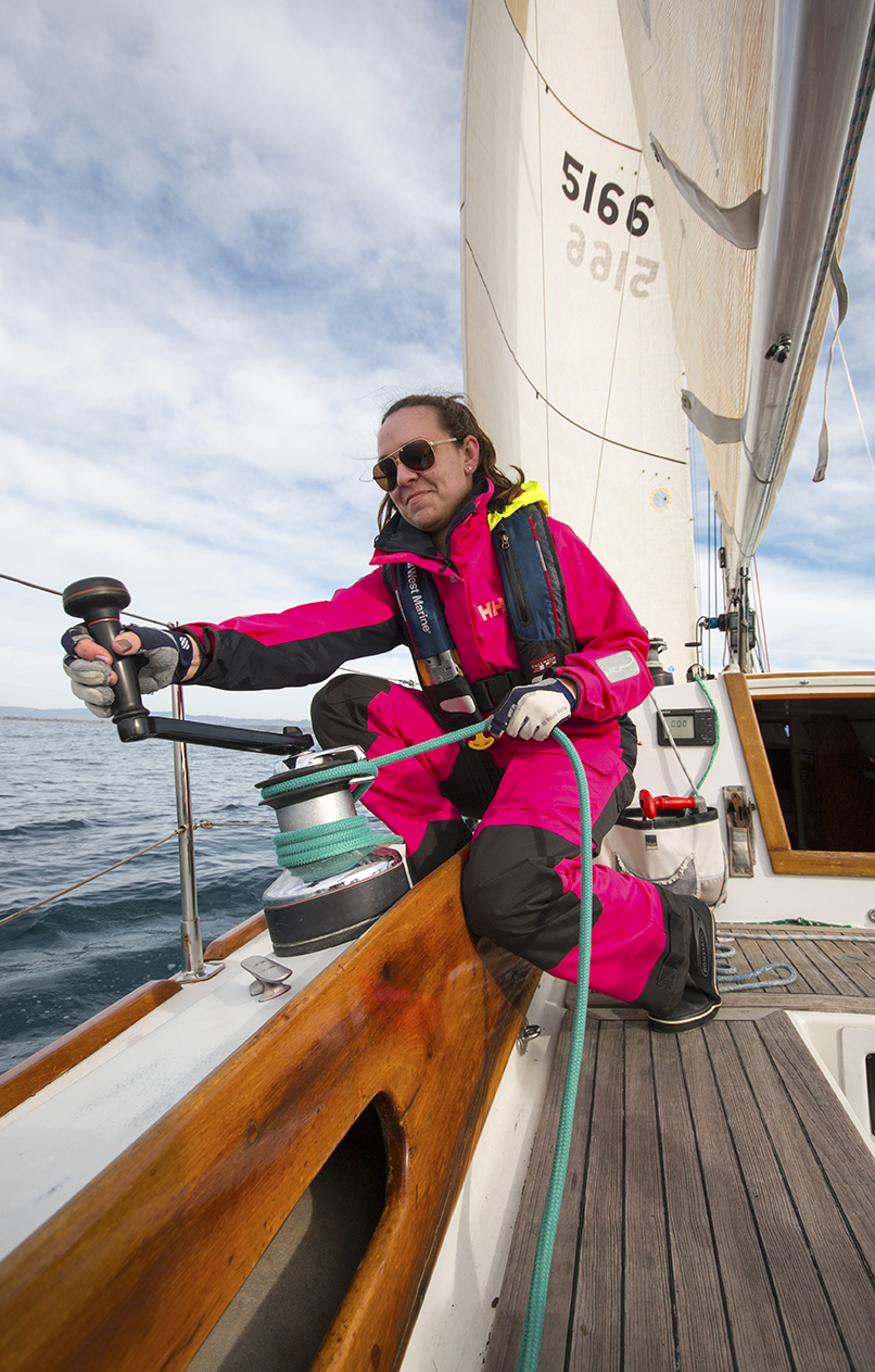Choosing Sailboat Winches Harken Lewmar Andersen Antal