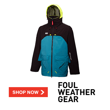 Helly hansen west marine for Foul weather fishing gear