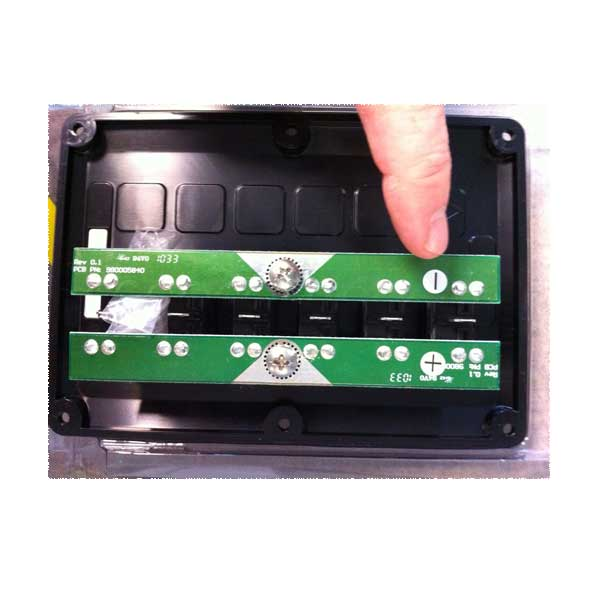 WEST MARINE DC Electrical Panels – Key West Panel Wiring Diagram