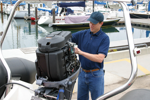 Winterizing the lower unit of your outboard motor or for How to winterize yamaha outboard