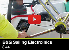 B&<br> G Sailing Electronics Video
