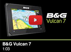 B&<br> G Vulcan 7 Video