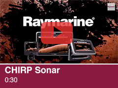 CHIRP Sonar Video