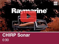 CHIRP Sonar Video