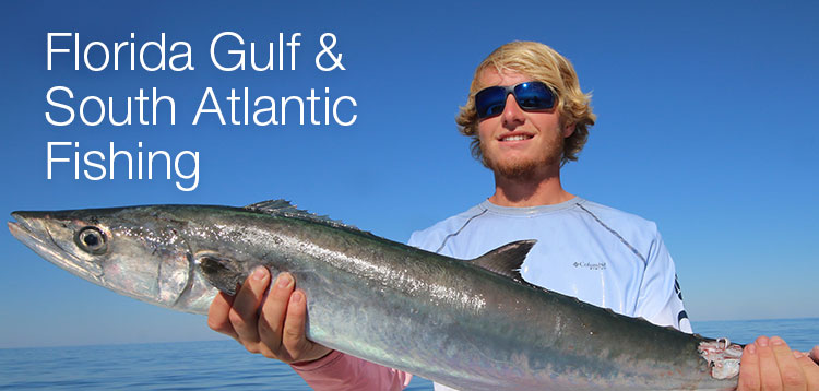 Florida Gulf & South Atlantic Fishing