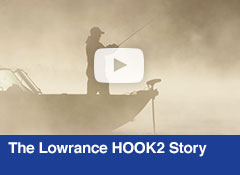 The Lowrance HOOK2 Story