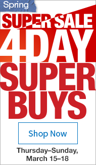 4 Day Super Buys