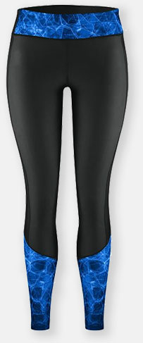 Women's Fiji Active Swim Leggings
