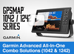 Garmin Advanced All-in-One Combo Solutions (1042 & 1242)