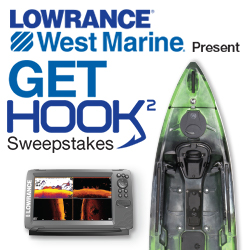 Lowrance Get Hooked2 Sweepstakes