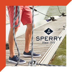 Sperry Prep for Adventure Sweepstakes
