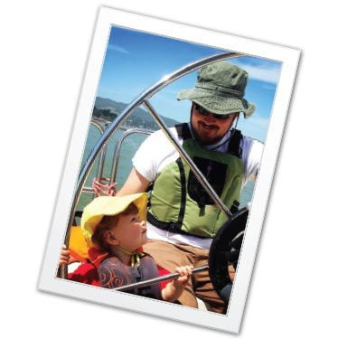 Father's Day gift ideas for Sailing