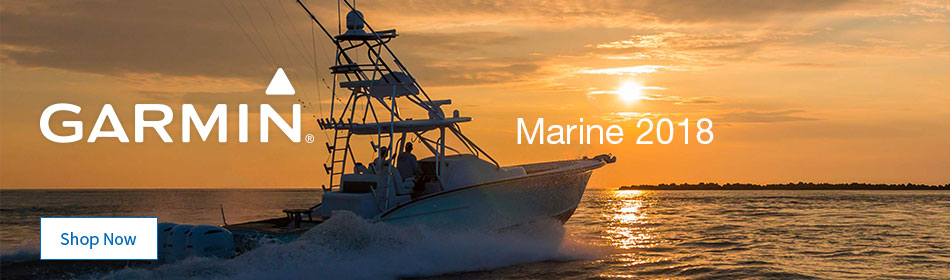 Garmin Marine 2018 - Shop Now
