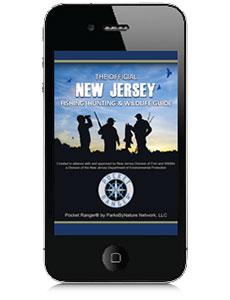 NJ Fish, Hunting & Wildlife Guide Pocket Ranger app