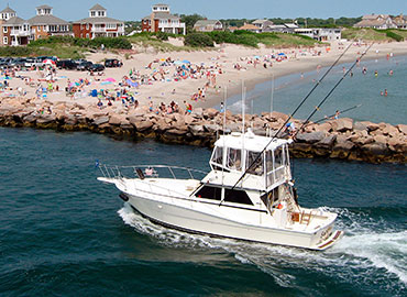 North East & New England Offshore Fishing