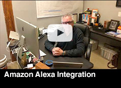 Amazon Alexa Integration