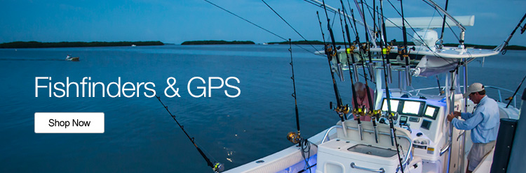 Fishfinders & GPS - Shop Now