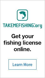 Get Your Fishing License Online at takemefishing.org