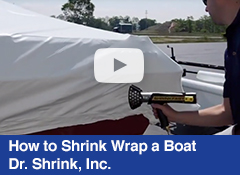 How to Shrink Wrap a Boat