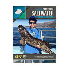 CA Saltwater Sport Fishing Regulations