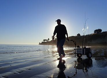 Southern California & Baja Surf & Pier Fishing