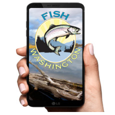 WDFWs Free Fish Washington Mobile App