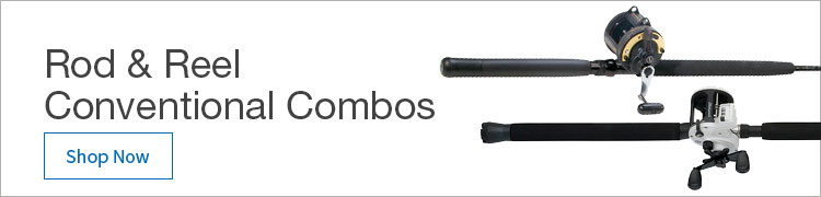 Rod & Reel Conventional Combos