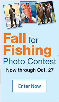 Fall for Fishing Photo Contest