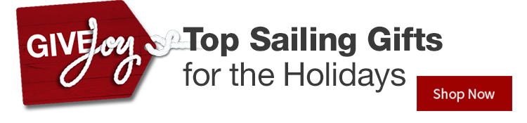 Give Joy - Top Sailing Gifts for The Holidays - Shop Now