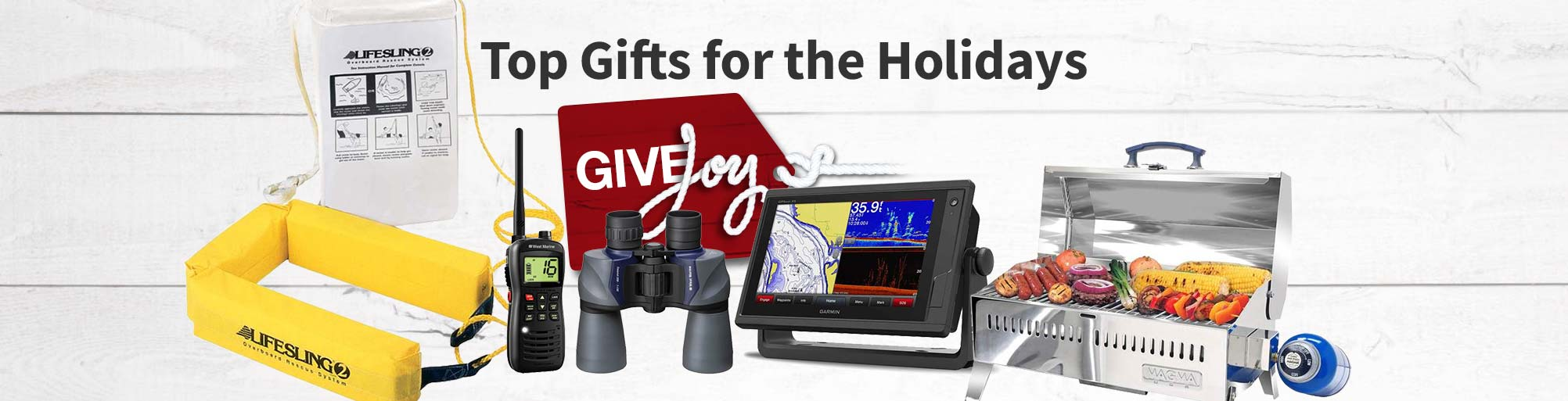 Give Joy - Top Gifts for the Holidays