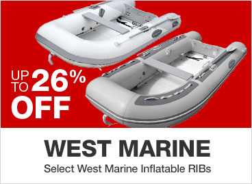 Select West Marine Inflatable RIB's