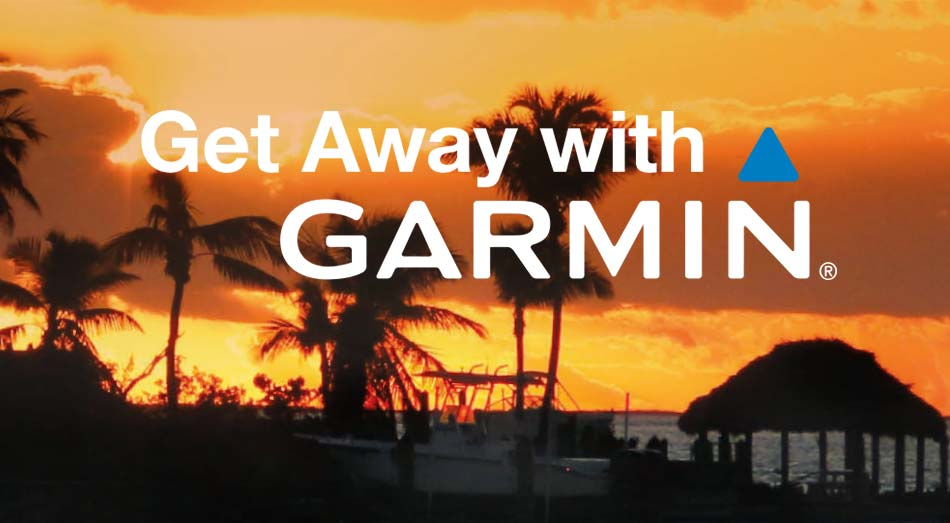 Get Away with Garmin