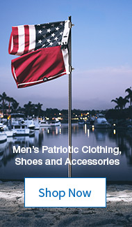 Men's Patriotic Clothing, Shoes, and Accessories