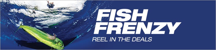 Fish Frenzy: Reel In the Deals