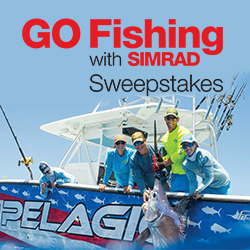 GO Fishing with Simrad Sweepstakes