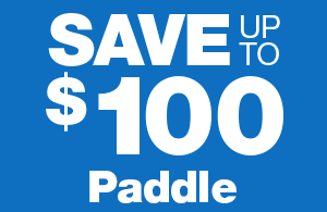 Save up to $100 on Paddle