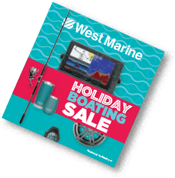 Holiday Boating Sale mailer PDF