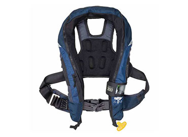 West Marine by Sospenders Inflatable Offshore Life Vest